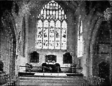 Chancel Photo